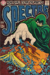 Spectre (The) (1967) -9- Journal of Judgment