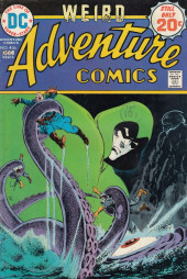 Adventure Comics (1938) -436- The Gasmen and... the Spectre