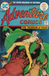 Adventure Comics (1938) -438- The Spectre Haunts the Museum of Fear
