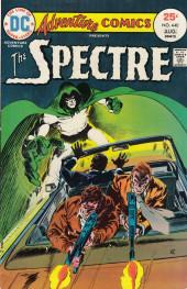 Adventure Comics (1938) -440- The Second Death of the... Spectre