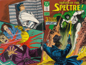 Wrath of The Spectre (1988) -4- Wraith of The Spectre #4