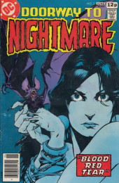Doorway to Nightmare (1978) -3UK- Blood Red Tear