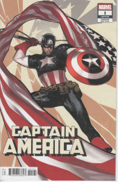 Captain America (2018) -1B- Winter In America Part One