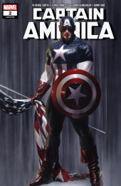 Captain America (2018) -2- Winter In America Part Two