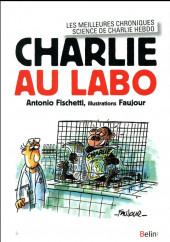 Charlie Hebdo - Charlie au labo