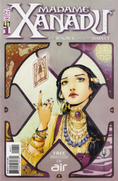 Madame Xanadu (2008) -1- Chapter the First: By the Runes