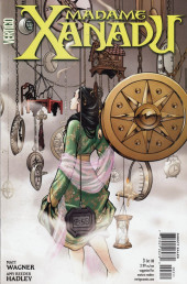 Madame Xanadu (2008) -3- Chapter the Second Among the Stars