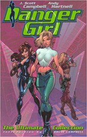 Danger Girl (1998) - The Ultimate Collection