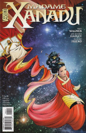 Madame Xanadu (2008) -4- Chapter the Second Among the Stars part 2