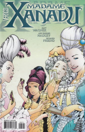 Madame Xanadu (2008) -5- Chapter the Third In the Cards