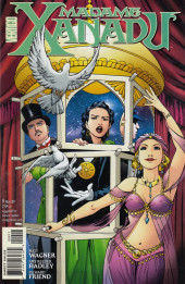 Madame Xanadu (2008) -9- Chapter the Last: Of the Future