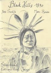 Black Hills 1890 - Storyboard - Carnet 1