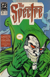 Spectre (The) (1987) -28- Ghosts in the Machine part 5: Electrogeddon