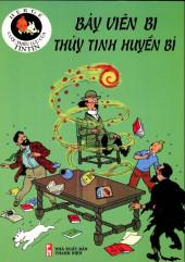 Tintin (en langues étrangères) -13Vietnamien- Bay viên bi thuy tihn huyen bi