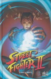 Street Fighter II (Urban Comics) -2- Avant la tempête