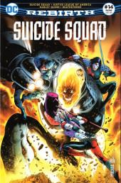 Suicide Squad Rebirth (DC Presse) -14- Tome 14