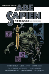 Abe Sapien (2008) -INTHC3- Abe Sapien: The Drowning and Other Stories