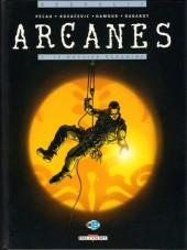 Arcanes -3- Le dossier Karadine