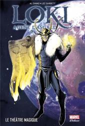Loki : Agent d'Asgard -2- Le Théâtre magique