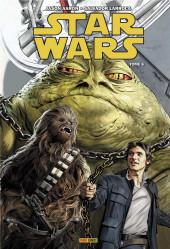 Star Wars (Panini Comics - 100% Star Wars) -6- Des rebelles naufragés