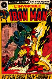 L'invincible Iron Man (Éditions Héritage) -7- Menace sur la ville!