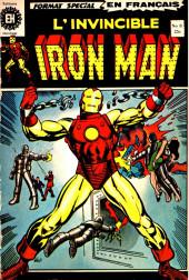 L'invincible Iron Man (Éditions Héritage) -8- Pourquoi faut-il un Iron Man?