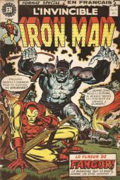 L'invincible Iron Man (Éditions Héritage) -11- La fureur de Fangor!