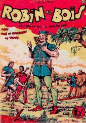 Robin des bois (Pierre Mouchot) -1- Le hors-la-loi de Sherwood