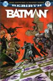 Batman Rebirth (DC Presse) -15- Tome 15