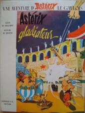 Astérix -4c1967- Astérix gladiateur