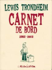 Carnet de bord -4- 2002-2003