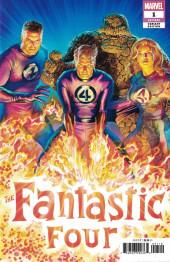 Fantastic Four (2018) -1RV- Incentive Alex Ross Variant