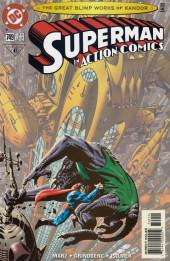 Action Comics (DC Comics - 1938) -749- City of the Future