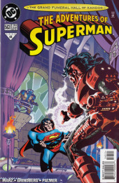 Adventures of Superman (The) (1987) -563- Imprisoned in the Bottle!