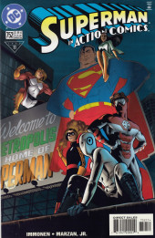 Action Comics (1938) -752- Superman: Have You Forsaken Metropolis?