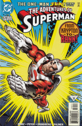 Adventures of Superman (The) (1987) -570- Secret Origins Part 2: The Invader from Earth!