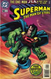 Superman: The Man of Steel Vol.1 (DC comics - 1991) -92- Secret Origins 4: Cogito Ergo Doom!