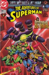 Adventures of Superman (The) (1987) -595- Escalation