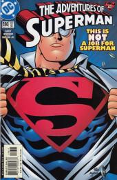Adventures of Superman (The) (1987) -596- Shipbuilding