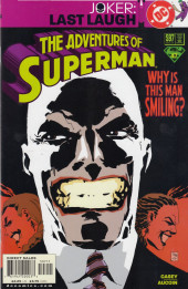 Adventures of Superman (The) (1987) -597- Rubber Crutch