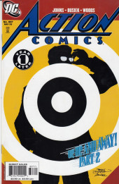 Action Comics (1938) -837- Up, Up, and Away! Chapter Two Mild-Mannered Reporter