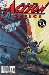 Action Comics (1938) -838- Up, Up, and Away! Chapter Four Powers and Abilities