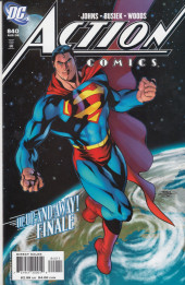 Action Comics (DC Comics - 1938) -840- Up, Up, and Away! Finale The Adventures of Superman