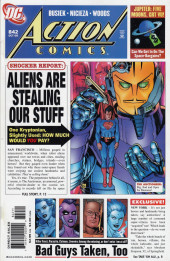 Action Comics (DC Comics - 1938) -842- Back In Action Part 2 Action & Reaction