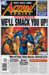 Action Comics (1938) -843- Back In Action Part 3 All-Out Action
