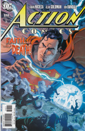 Action Comics (DC Comics - 1938) -848- Redemption part one If You Believe, a Man Can Fly