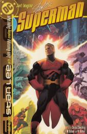 Just Imagine Stan Lee With... - John Buscema creating Superman