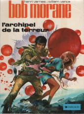 Bob Morane 2 (Dargaud) -15b85- L'archipel de la terreur