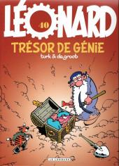 Léonard -40a2012- Trésor de génie