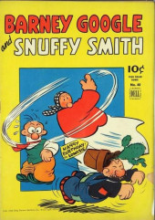 Four Color Comics (Dell - 1942) -40- Barney Google and Snuffy Smith